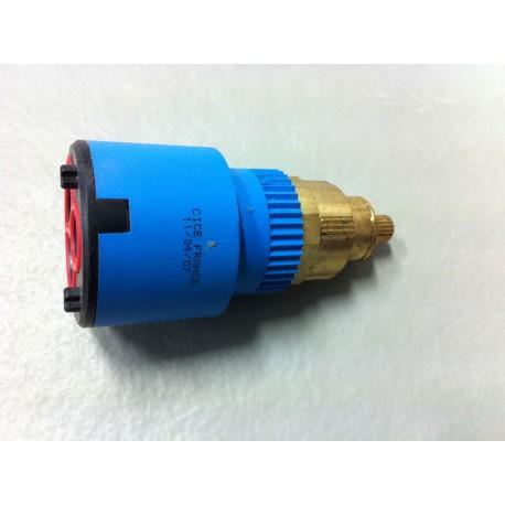 Cartucho termostático /llave de paso BS