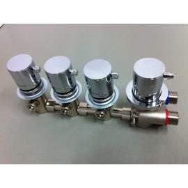 Grifería termostática AG