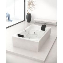 Bañera de hidromasaje Atenas 200x120